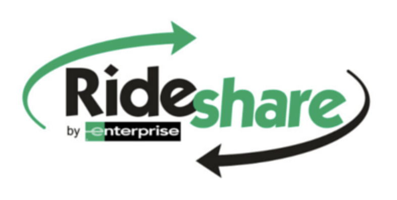 Enterprise Rideshare  logo and link to Leasing Vendor page
